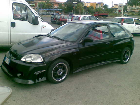 Luka100 S S 1997 Honda Civic In Naples