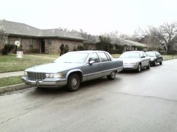 Another badfleetwood 1993 Cadillac Fleetwood post... - 11652323