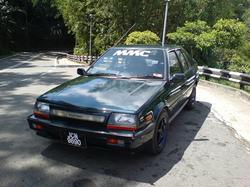 hattas 1992 Proton Saga