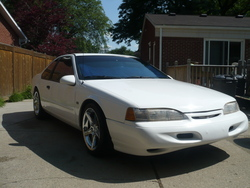 bergerms 1995 Ford Thunderbird