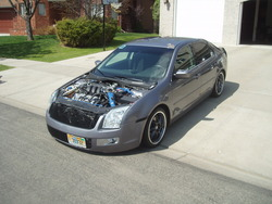 travbarths 2006 Ford Fusion