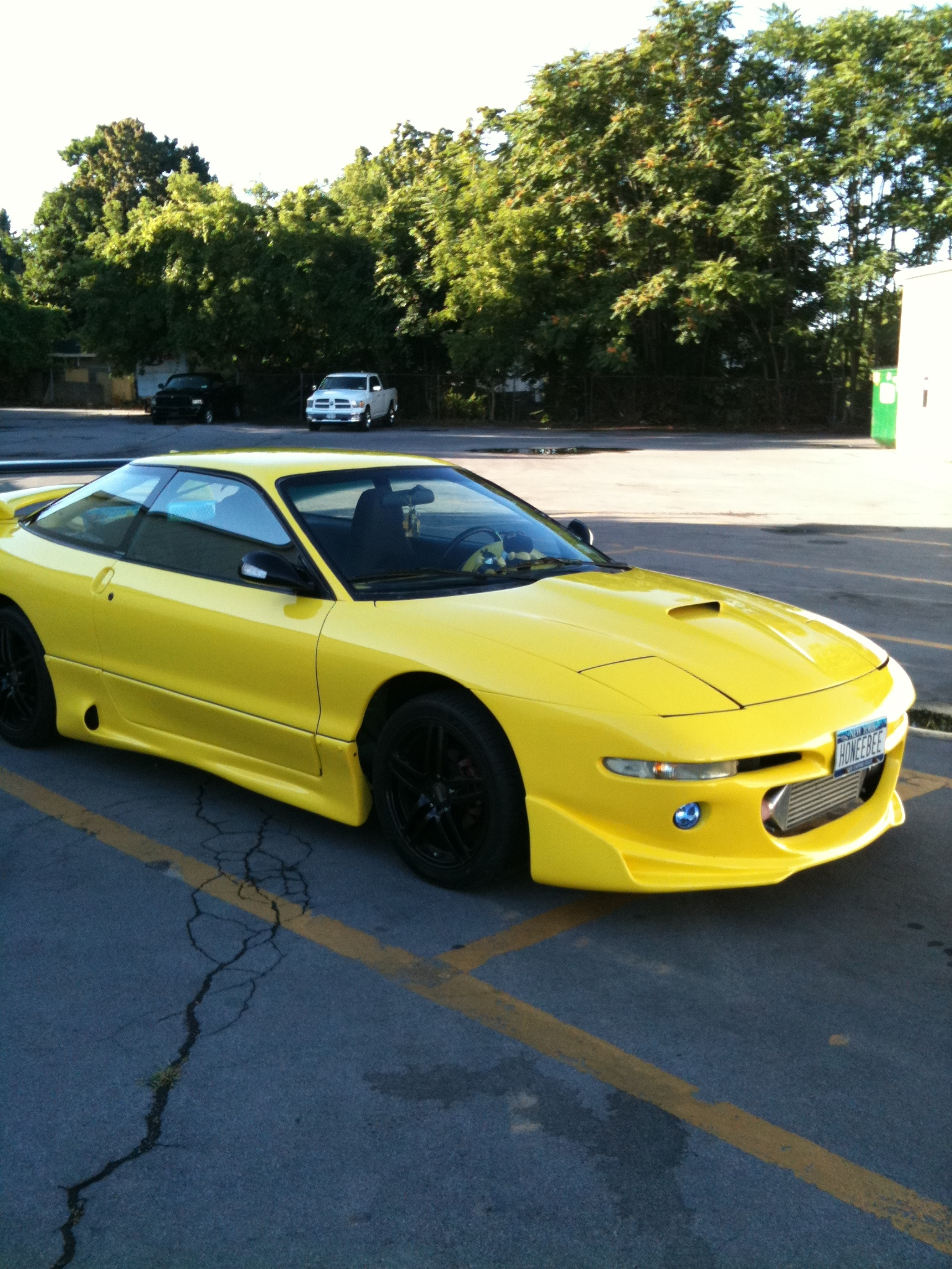 HONEEBEE 1994 Ford Probe 12028042