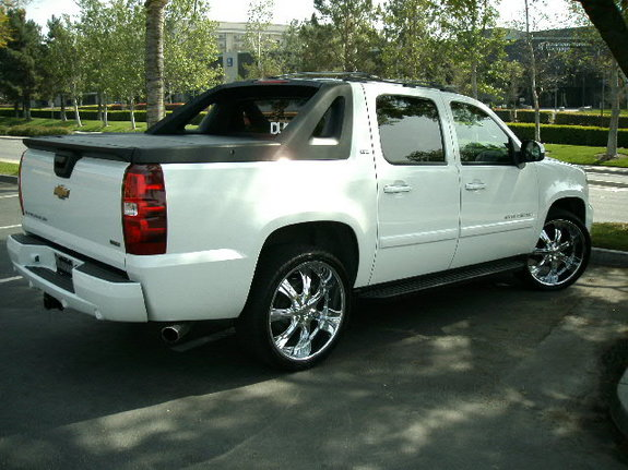 Another ABUSYGUY 2007 Chevrolet Avalanche post... - 11653083
