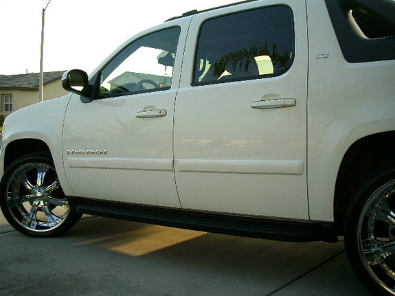 Another ABUSYGUY 2007 Chevrolet Avalanche post... - 11653085