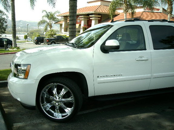 Another ABUSYGUY 2007 Chevrolet Avalanche post... - 11653088