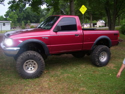 OLEMAs 1993 Ford Ranger Regular Cab