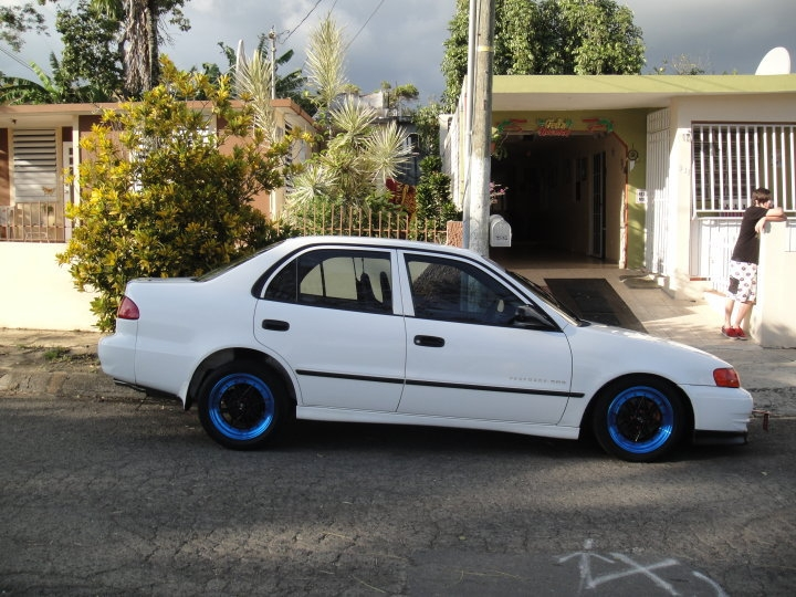 blink1998 1999 Toyota Corolla Specs Photos Modification Info at
