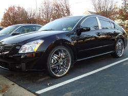 Kng_of_da_souths 2008 Nissan Maxima