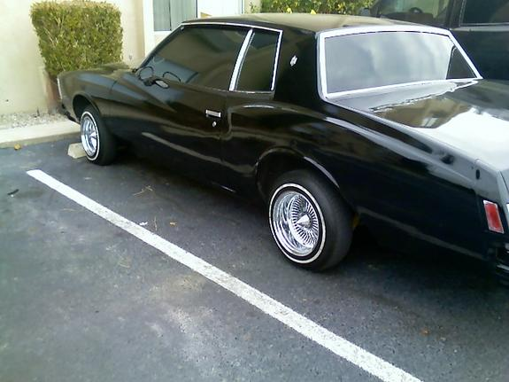 Another sexyblack78 1978 Chevrolet Monte Carlo post... - 11655974