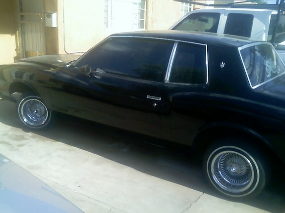 Another sexyblack78 1978 Chevrolet Monte Carlo post... - 11655978
