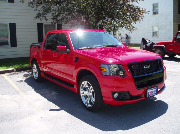 psycareyo 2008 ford explorer sport trac specs photos modification info at cardomain. Black Bedroom Furniture Sets. Home Design Ideas