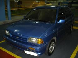 Mighty_Myk 1994 Kia Pride