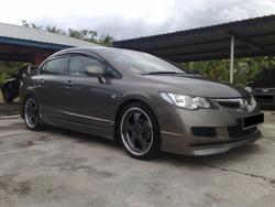 KM2624s 2007 Honda Civic