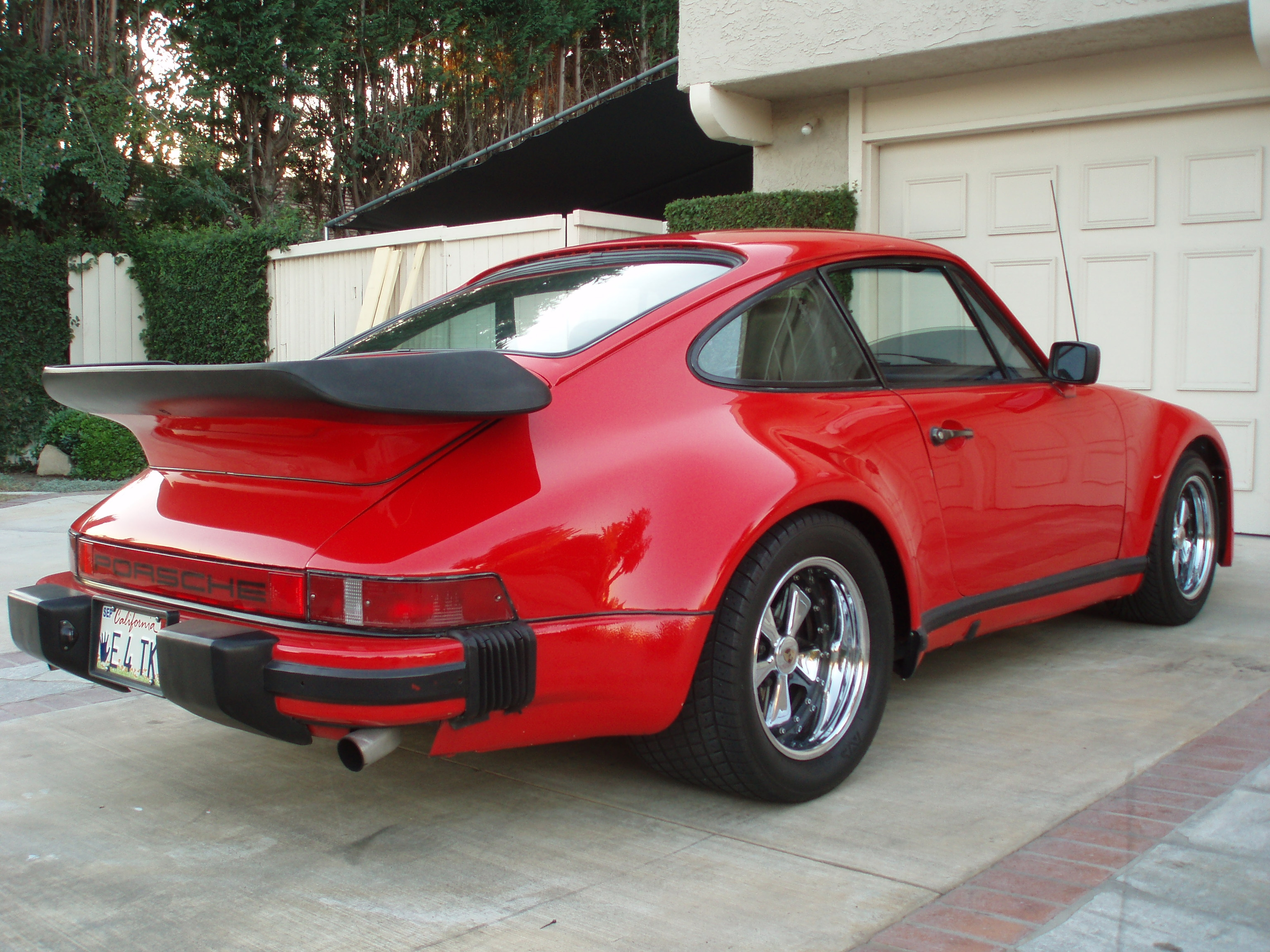 stevebuchanan 1975 porsche 911 specs photos modification. Black Bedroom Furniture Sets. Home Design Ideas