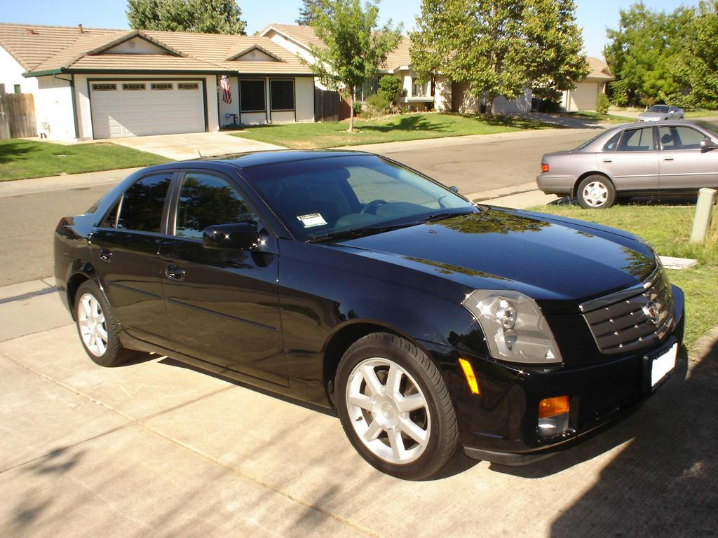00camaroz28 2005 cadillac cts specs photos modification. Black Bedroom Furniture Sets. Home Design Ideas