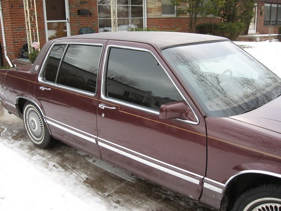 Another ScreenageOfName 1992 Cadillac DeVille post... - 9423892