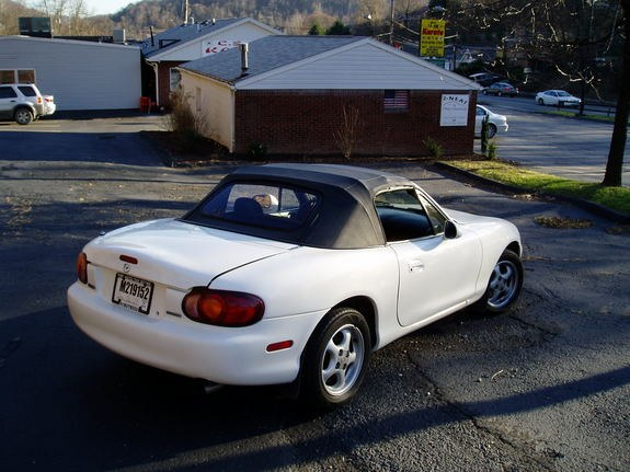 kiladonut 39 s 1999 mazda miata mx 5 in dravosburg pa. Black Bedroom Furniture Sets. Home Design Ideas