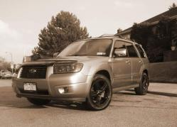 nygnts1156 2007 Subaru Forester