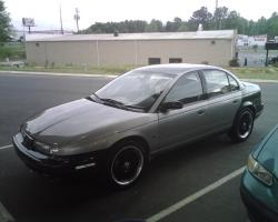 Mannyvilles 1999 Saturn S-Series