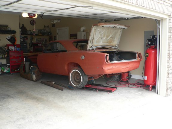 mac3kuby 1968 Plymouth Barracuda Specs Photos Modification Info