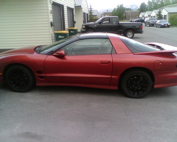 317BORN 2002 Pontiac Trans Am 11662764
