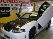 SoundSational 2004 Ford Mustang