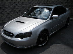 carsick30s 2005 Subaru Legacy