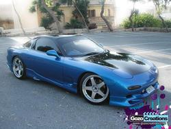 ARN081s 1994 Mazda RX-7
