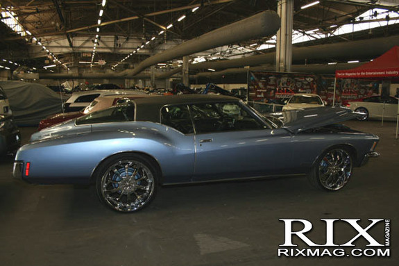 Another 1siccaddy 1971 Buick Riviera post... - 11664800