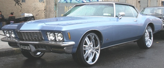 Another 1siccaddy 1971 Buick Riviera post... - 11664801