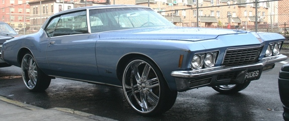 Another 1siccaddy 1971 Buick Riviera post... - 11664802