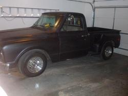 Chevy-Trucks 1967 Chevrolet C/K Pick-Up