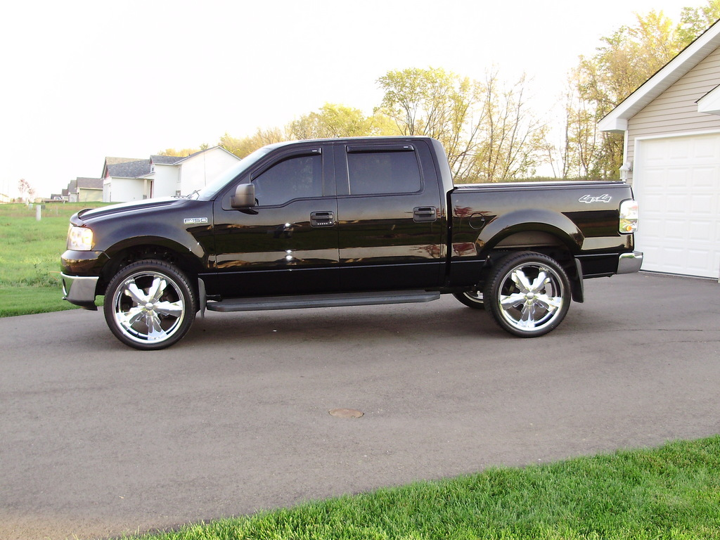mnmeat1 39 s 2006 ford f150 regular cab in otsego mn. Black Bedroom Furniture Sets. Home Design Ideas