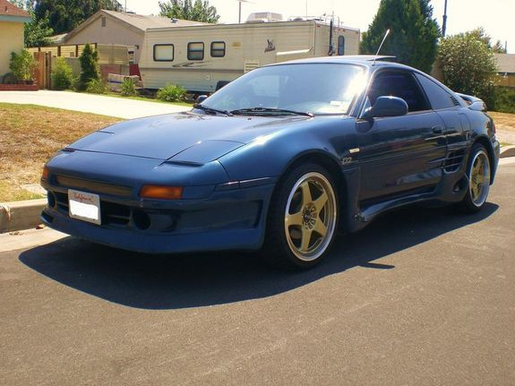 Another mechaeclipse 1991 Toyota MR2 post... - 11667554