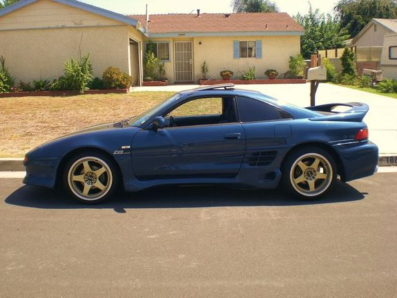 Another mechaeclipse 1991 Toyota MR2 post... - 11667555