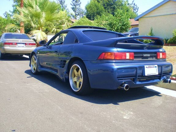 Another mechaeclipse 1991 Toyota MR2 post... - 11667556