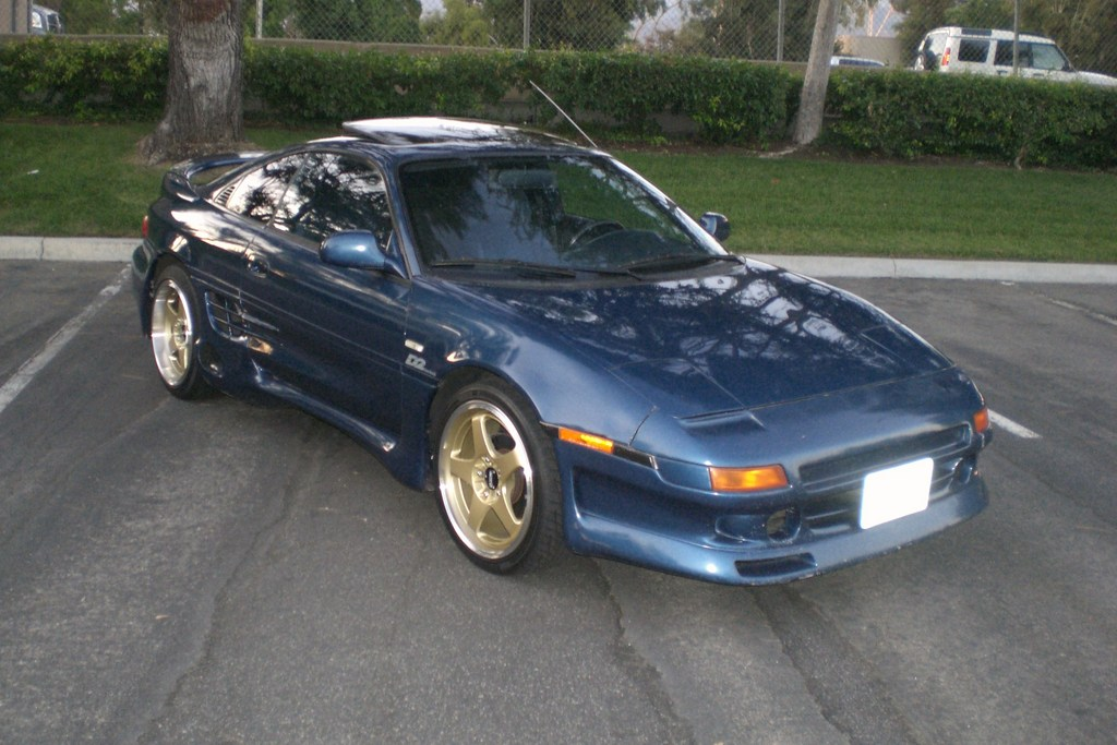 Another mechaeclipse 1991 Toyota MR2 post... - 11667560