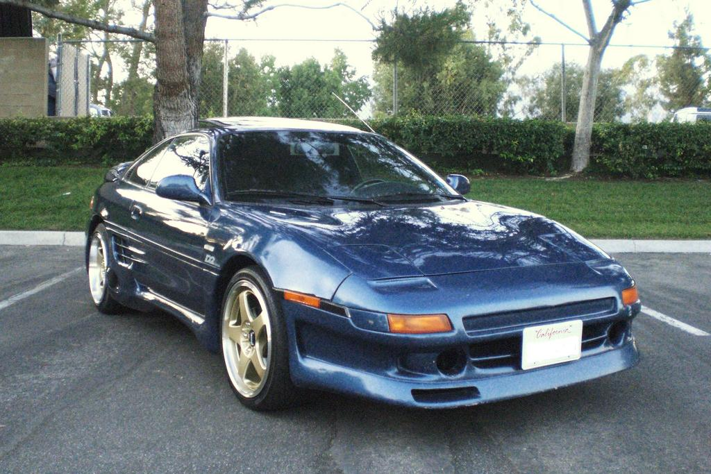 Another mechaeclipse 1991 Toyota MR2 post... - 11667561