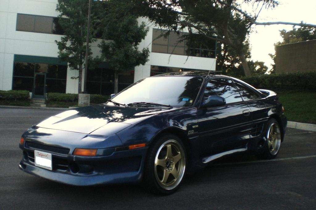 Another mechaeclipse 1991 Toyota MR2 post... - 11667563