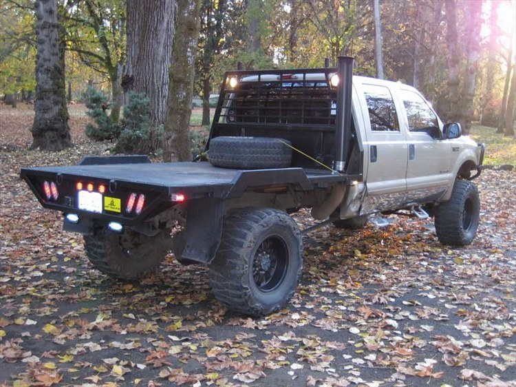 Flatbed kit for ford f250 autos post