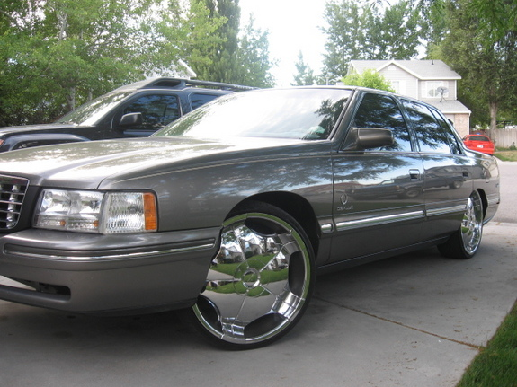 Another hyphy801 1998 Cadillac DeVille post... - 11668850