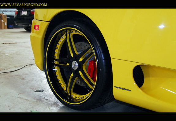 Another TeamSevas 2002 Ferrari 360 Modena post... - 11668952