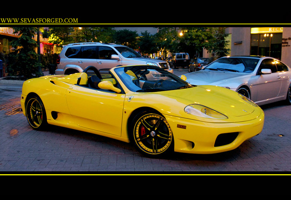 Another TeamSevas 2002 Ferrari 360 Modena post... - 11668953