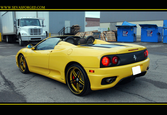 Another TeamSevas 2002 Ferrari 360 Modena post... - 11668954