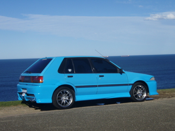 Amanda_Jane 1990 Nissan Pulsar Specs, Photos, Modification ...
