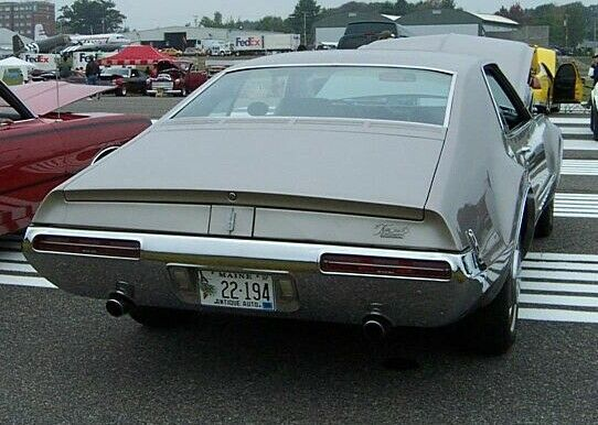 olds68 1968 Oldsmobile Toronado 18487298