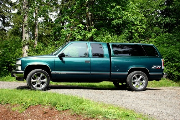 Another netsfr 1998 Chevrolet C/K Pick-Up post... - 11671716