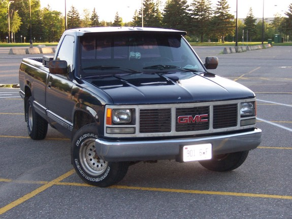 77GMC_Guy 1990 GMC Sierra 1500 Regular Cab