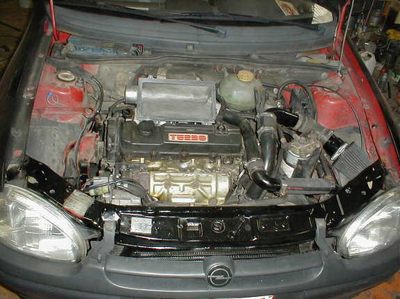 kristofcombo 1995 opel corsa specs, photos, modification info at