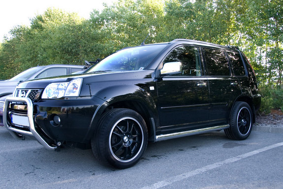 beartwo 2004 nissan x trail specs photos modification. Black Bedroom Furniture Sets. Home Design Ideas